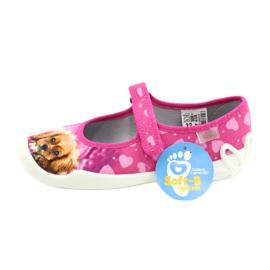 Befado kinderschoenen 114Y438 roze 4