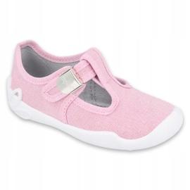 Befado kinderschoenen blanka roze 115X002 1