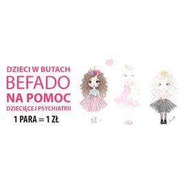 Befado kinderschoenen blanka roze 115X002 2
