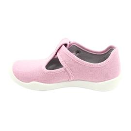 Befado kinderschoenen blanka roze 115X002 3