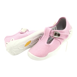 Befado kinderschoenen blanka roze 115X002 5