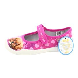 Befado kinderschoenen 114X438 roze veelkleurig 6