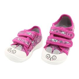 Befado kinderschoenen 907P126 roze 2