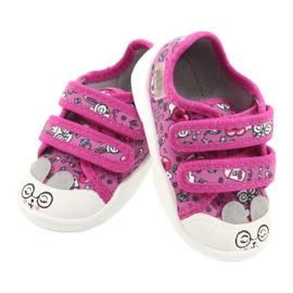 Befado kinderschoenen 907P126 roze 4