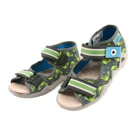 Befado sandalen kinderschoenen 350P023 groente 1