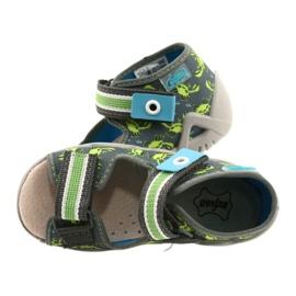 Befado sandalen kinderschoenen 350P023 groente 4