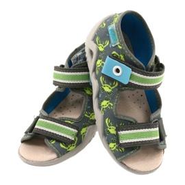 Befado sandalen kinderschoenen 350P023 groente 3