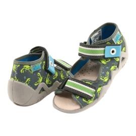 Befado sandalen kinderschoenen 350P023 groente 2
