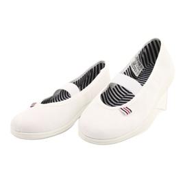 Tsjechische sneakers Befado 274y013 wit 1