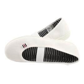 Tsjechische sneakers Befado 274y013 wit 4