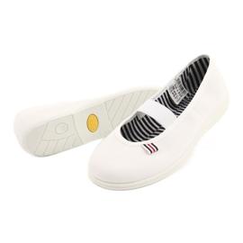 Tsjechische sneakers Befado 274y013 wit 2