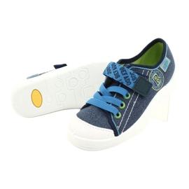 TIM BEFADO 251X130 JONGENS 'SNEAKERS' blauw 2