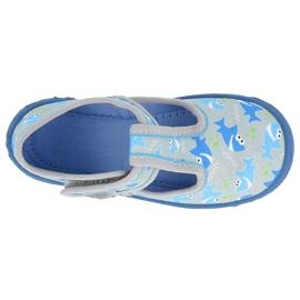 JONGENSSCHOENEN HONING BEFADO - 531P091 blauw grijs 1