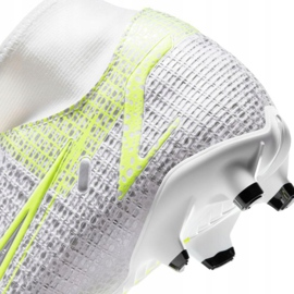 Nike Mercurial Superfly 8 Academy FG / MG M CV0843 107 voetbalschoenen wit 4