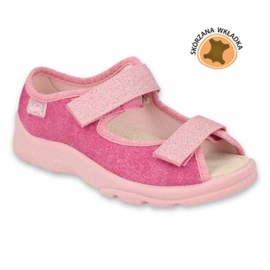 Befado kinderschoenen 869X162 roze 3