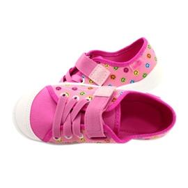 Befado kinderschoenen 251X166 roze veelkleurig 5