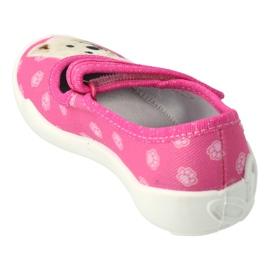 Befado kinderschoenen 114X456 roze 2