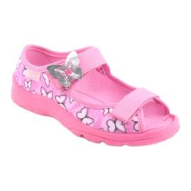 Befado kinderschoenen 969X134 roze 1