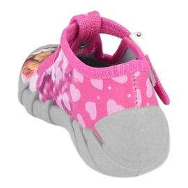 Befado kinderschoenen 110P415 roze 2