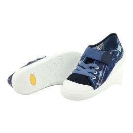 Befado kinderschoenen 251Y154 marineblauw blauw 4