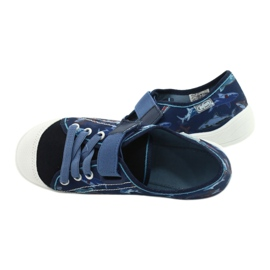 Befado kinderschoenen 251Y154 marineblauw blauw 5