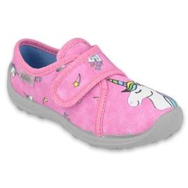 Befado kinderschoenen 560X128 roze 2