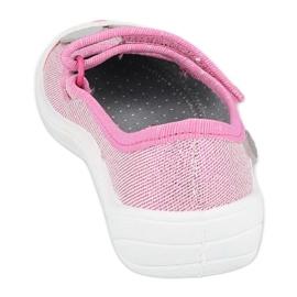 Befado kinderschoenen 208X045 roze 3