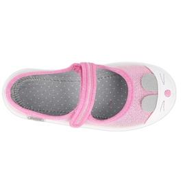 Befado kinderschoenen 208X045 roze 4