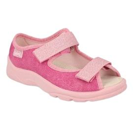 Befado kinderschoenen 869X162 roze 1