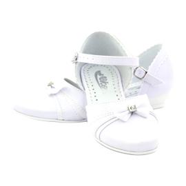 Courtesy ballerinas Communion Miko 702 wit 3