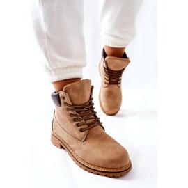 PH1 Beige Crush warme laarzen voor dames bruin 2