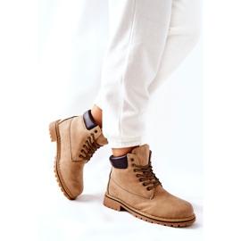 PH1 Beige Crush warme laarzen voor dames bruin 3
