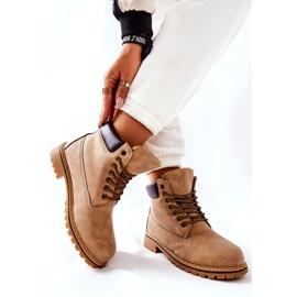PH1 Beige Crush warme laarzen voor dames bruin 4