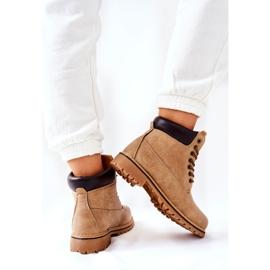 PH1 Beige Crush warme laarzen voor dames bruin 5