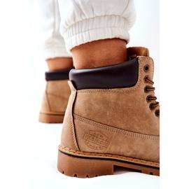 PH1 Beige Crush warme laarzen voor dames bruin 6