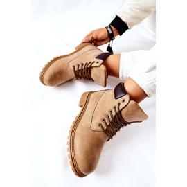 PH1 Beige Crush warme laarzen voor dames bruin 8