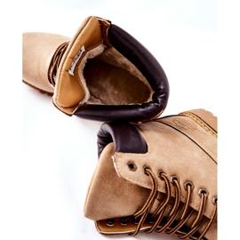 PH1 Beige Crush warme laarzen voor dames bruin 9